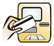 База отдыха Снежинка - иконка «банкомат» в Новичихе