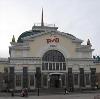 Железнодорожные вокзалы в Новичихе
