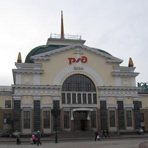 Железнодорожные вокзалы Новичихи